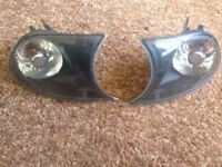 Bmw E46 front headlights Indicators M3 330ci 325ci 320ci