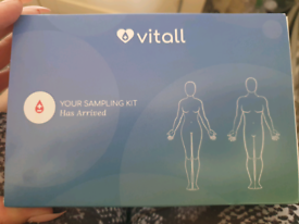 Vitall Immune Health home testing kit