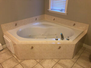 Two Person Jet Tub