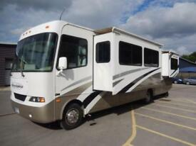 Four Winds Thor Hurricane 34N 6 Berth Rear Fixed Bed RV