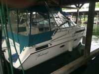 TURN KEY IMMACULATE CONDITION 24' THUNDERCRAFT