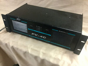 PEAVEY POWER AMP