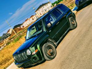 Jeep patriot north edition