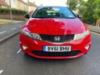 Honda Civic 1.8i-VTCE Si 5dr Red part Exchange to Clear