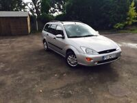 LHD ford focus