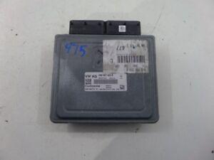 Audi S3 Engine Computer ECU DME 8V 15-16 OEM 06K 907 425 E Golf