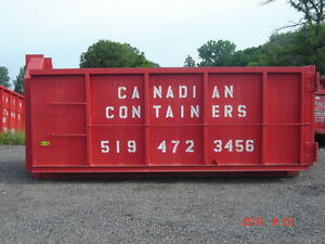 Waste Container / Dumpster Rental