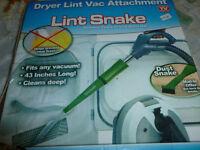Lint Snake