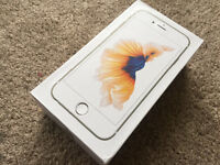 iPhone 6s Gold 128GB factory Unlcoked brand new