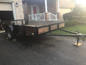 Nice Utility trailer