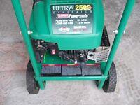 Coleman Generator Powermate ULTRA - Dolly Model