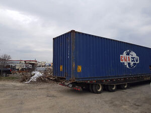 Used - Excellent Shape - Storage and Shipping Containers on Sale