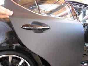 3D 4D GLOSS MATTE BLACK  COLOUR CARBON FIBER FIBRE CAR VINYL WRAP Dianella Stirling Area Preview