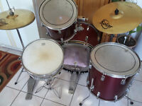 drum Tama Swingstar 1980's