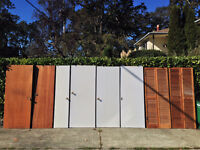 Free assortment of interior doors