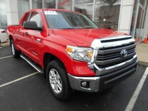 2014 TOYOTA TUNDRA SR 4X4 ALLOY WHEELS