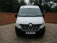 RENAULT MASTER MM35 DCI MWB HIGH ROOF 125 BHP BLUETOOTH 3 SEATS