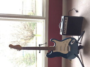 2 Beginner Guitars! Amazing Condition!