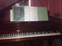 PIANO AND THEORY. RCM. INSTRUCTOR