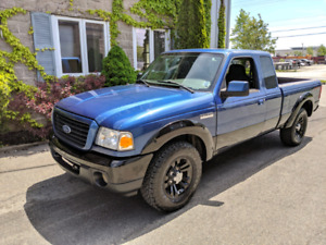 2009 Ford Ranger sport 4x4 THIS IS THE TRUCK YOU WANT !