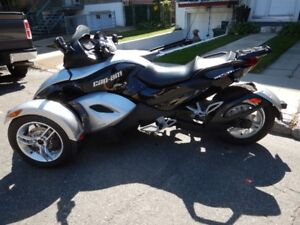 Can-am Spyder gs 2009 SE5