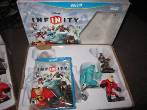 Disney INFINITY Starter Packs for WiiU - new, in opened boxes Kitchener / Waterloo Kitchener Area image 10