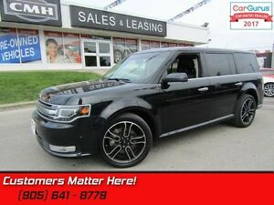 2013 Ford Flex Limited  AWD, NAVI, ADAPTIVE CRUISE, ROOF, SELF P