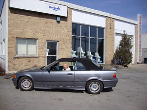 BMW 325i 1995 Convertible