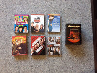 DVD Box Sets. $25 for all!