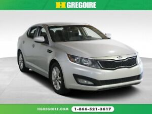 2013 Kia Optima EX TURBO AUTO A/C CUIR MAGS BLUETOOTH CAM RECUL