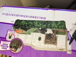 Rabbit cage brand new in the box
