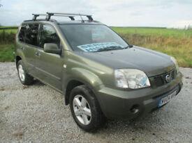 Nissan X-Trail 2.0i ( alloys ) SE