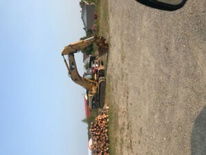 2007 330D Cat excavator for sale 9000 hours asking 89,900$