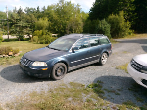 2005 Passat Wagon 1.8 Turbo