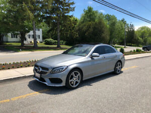 Rare find, 2015 Mercedes C400, extended warranty, & low mileage