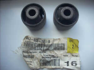 AUDI REAR DIFFERENTIAL FRONT INNER SUPPORT BUSHINGS 100