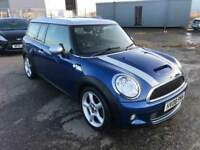 2008 Mini Clubman Cooper S 1.6 *Only 62000 Miles* *£3,800 worth of extras * 3 Month Warranty
