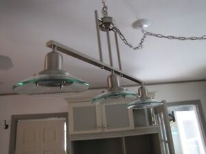 Stainless Steel hanging Kitchen light