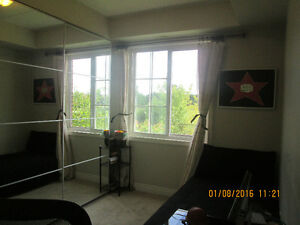 HighEnd Furnished Bdrm in 2 bdrm exec condo south Guelph Dec.1