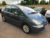 2007 Citroen Xsara Picasso 1.6HDi 92hp Exclusive-2 Keys-5 Serv Stamps-2 FKeepers