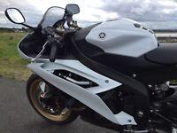 Yamaha YZF-R6 599cc