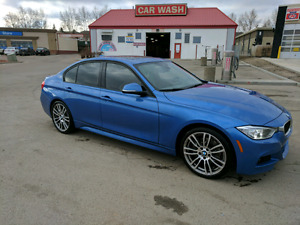2013 BMW 335i xDrive with M Sport package