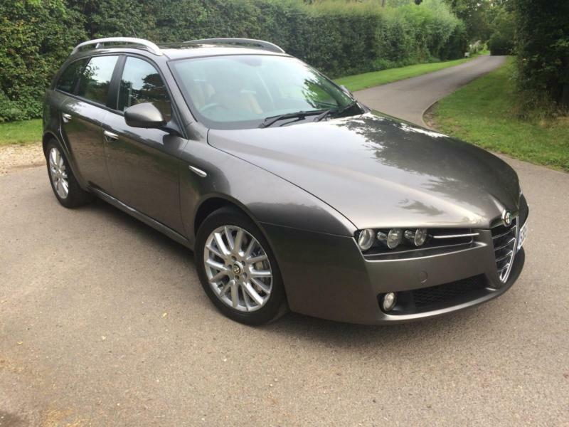 alfa romeo 159 sportwagon 2 4jtdm lusso auto qtronic 2008. Black Bedroom Furniture Sets. Home Design Ideas