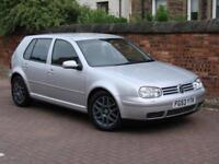 RARE MODEL!! 53 REG VOLKSWAGEN GOLF 1.8 T GTI 5dr, FULL LEATHER, 1 YEAR MOT,