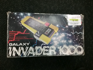 Galaxy invader 1000 game console Elizabeth South Playford Area Preview