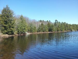 Two Waterfront Lots For Sale in Whitestone, near Dunchurch,ON