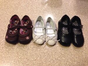 Size 6 Girl's Shoes