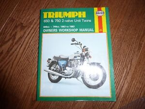 TRIUMPH MOTORCYCLE BOOKS - INDIVIDUALLY PRICED Kitchener / Waterloo Kitchener Area image 4