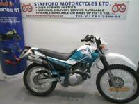 YAMAHA XT225 SEROW. ONLY 6891 MILES. STAFFORD MOTORCYCLES LIMITED