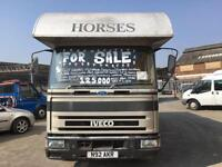1996 Iveco Iveco NEWCOMER 3 4 door Horsebox